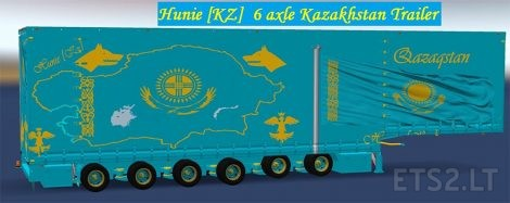axle-trailer