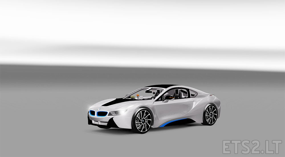 Bmw I8 V2 Ets 2 Mods