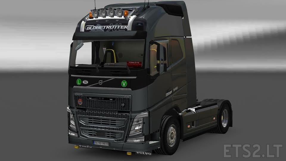 New Volvo Fh16 Accessories Interior V2 Ets 2 Mods