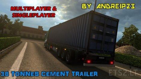 85-Tonnes-Container-Trailer