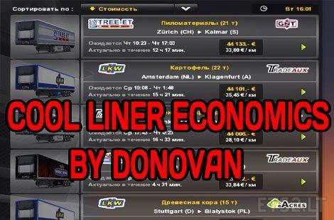 CoolLiner-Economics