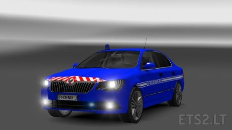 Gendarmerie-1