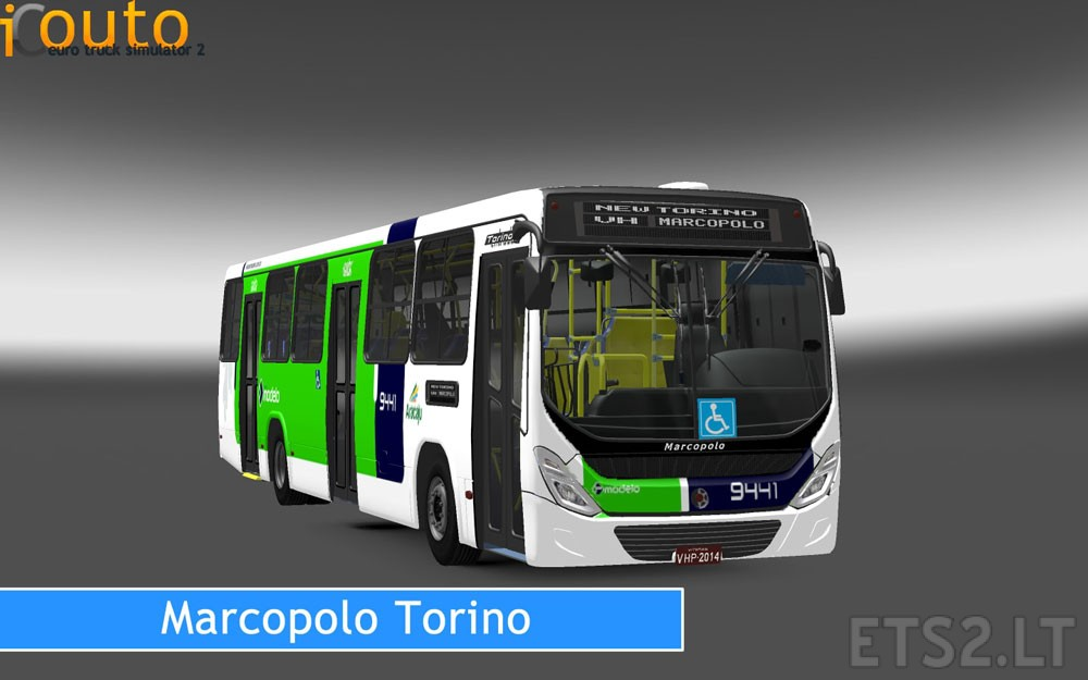 Marcopolo Torino | ETS 2 mods