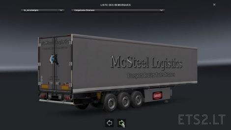 McSteel-Logistics