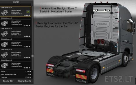New-Volvo-FH16-Accessories-+-Interior-2