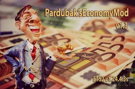 Pardubak's-Economy