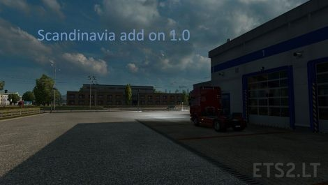 Scandinavia-add-on