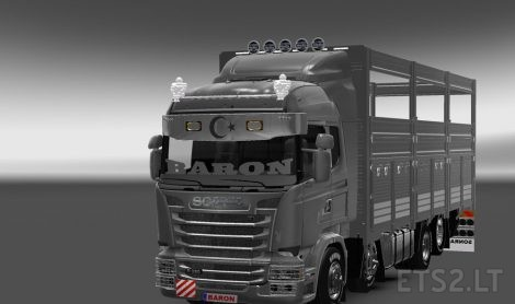 Scania-Baron