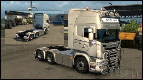 Scania-Mods