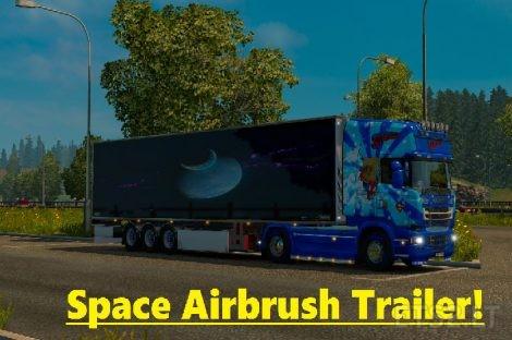 Space-Airbrush