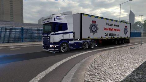 Trucker-Beware