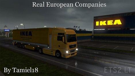 european-companies