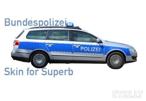 polizei-skin