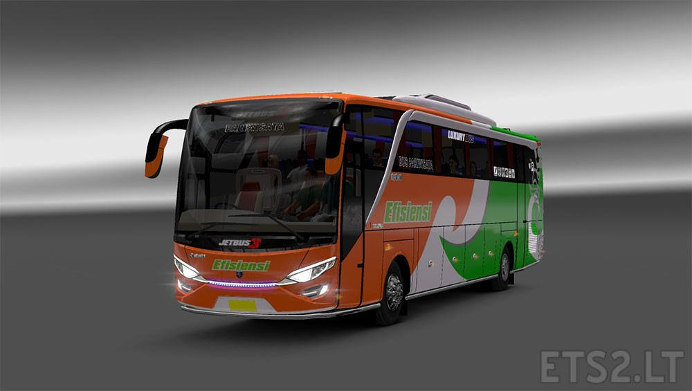 Skin For Jetbus Hd2 M Husni Ets 2 Mods