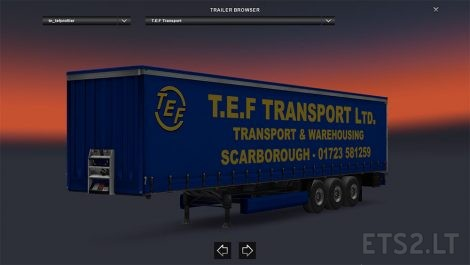 tef-transport