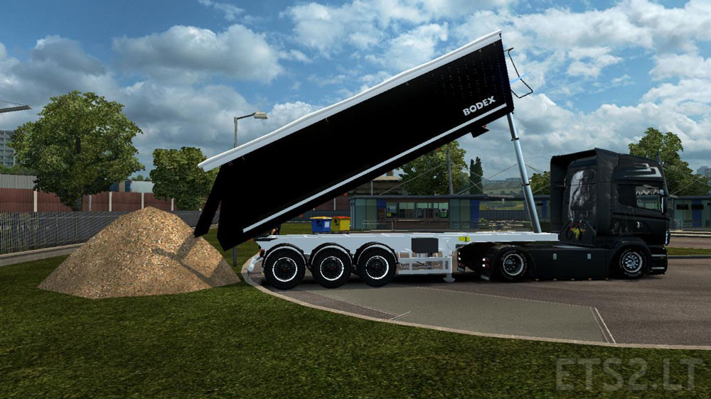 Bodex Ets 2 Mods