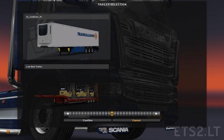 Own trailer example step1 ets 2 mods for Interior design simulator online free