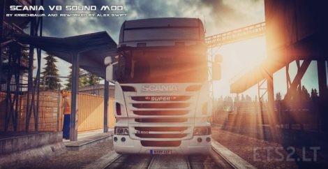 Scania-V8-Stock-Sound