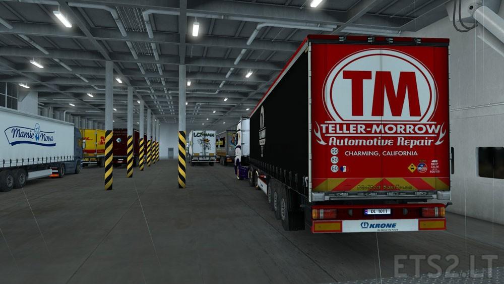 5XL T Offiziell Lizenziert Teller-Morrow Automotive Reparatur Big/&tall 3XL 4XL