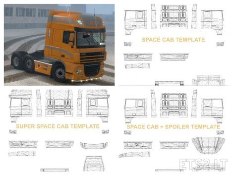 Templates-for-DAF-XF-105-1