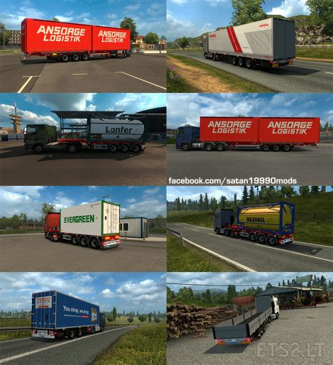 trailers-mod-pack
