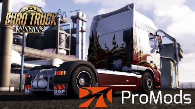 Klaas' Economy Mod – V1 3 1 + ProMods Add-on | ETS 2 mods