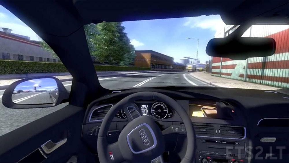 Audi S4 Ets 2 Mods Part 2