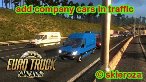 company-cars-in-traffic