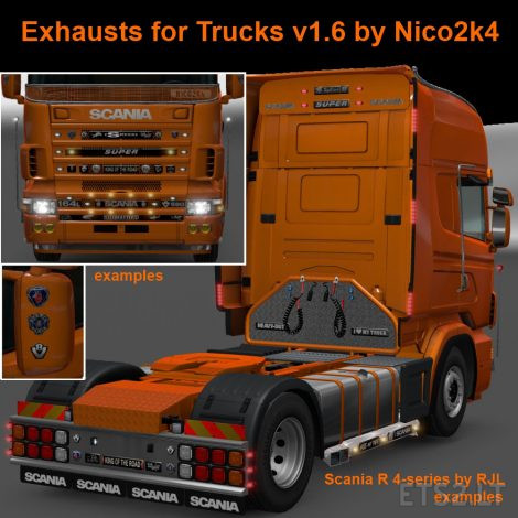 exhausts-for-trucks