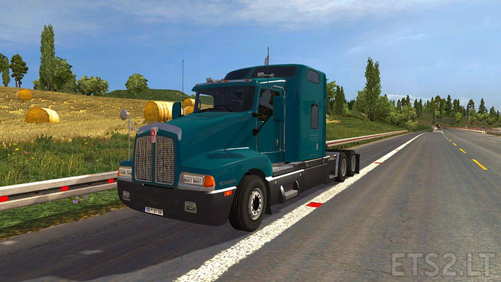 Почему не работают моды в euro truck simulator 2