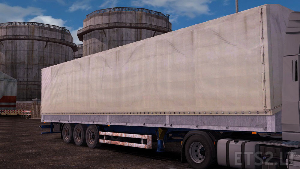 Old Trailer | ETS 2 mo...