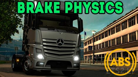 real-brake-physics