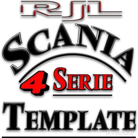 scania-r4-template