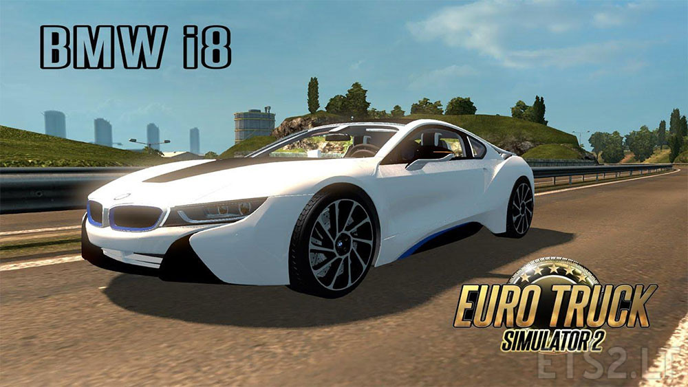 Bmw I8 V6 New Hybrid Sound Ets 2 Mods