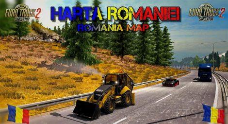 harta-romanien