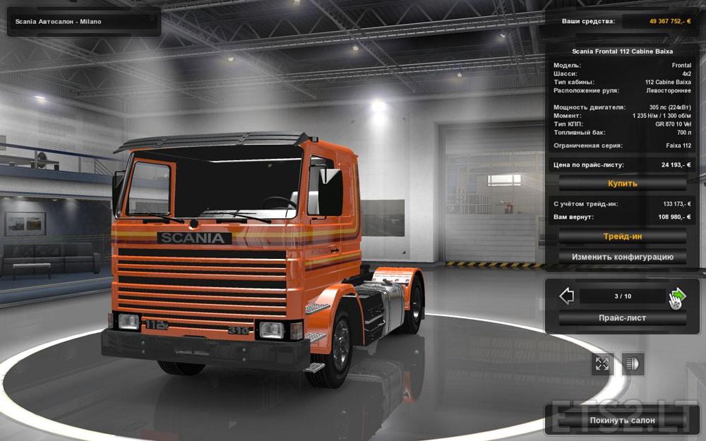 Mega Trucks on Game Trucks Volvo N10