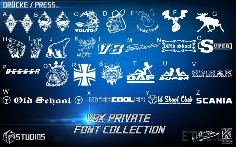 font-collection