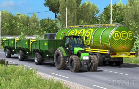 tractor-and-trailer