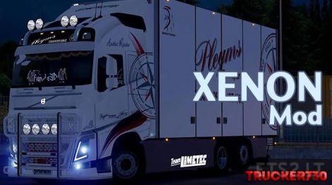 xenon-light