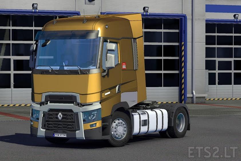Renault Range T 480   ETS 2 mods