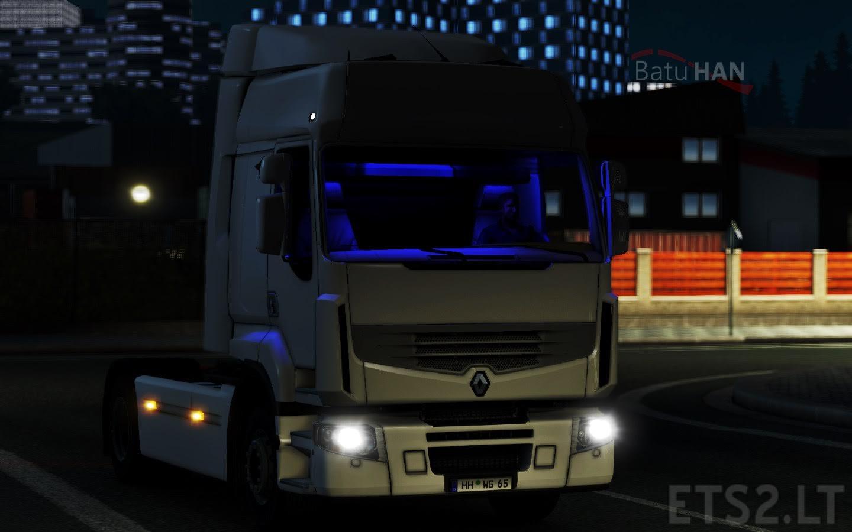 Renault Premium Interior Light