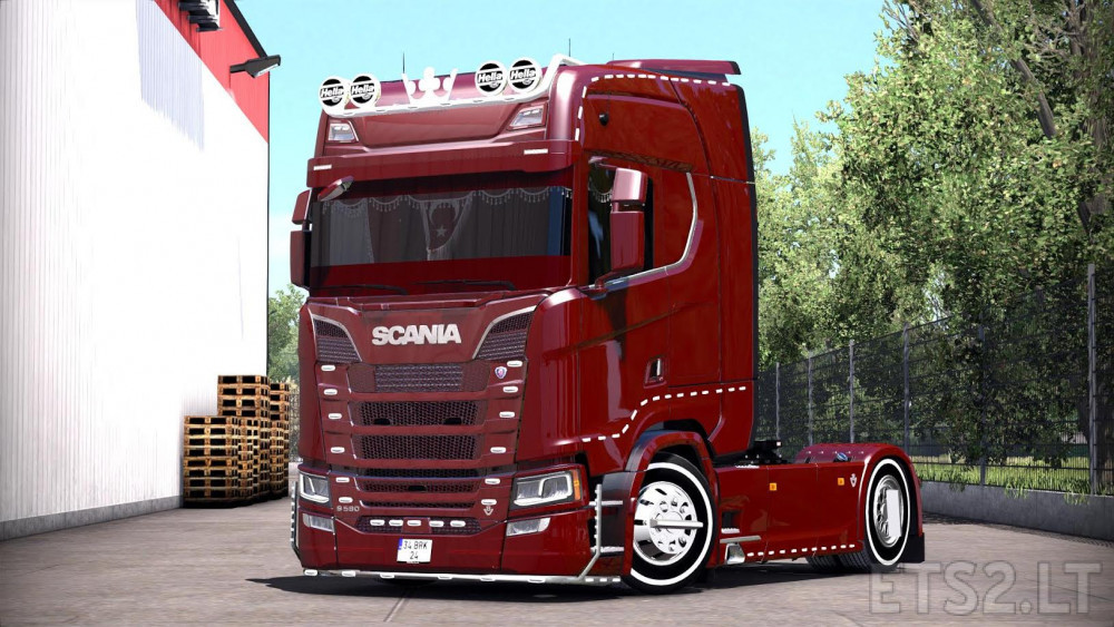 scania s series turkish job ets 2 mods. Black Bedroom Furniture Sets. Home Design Ideas