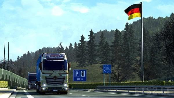 Realistic driving v 1 26 3 | ETS 2 mods