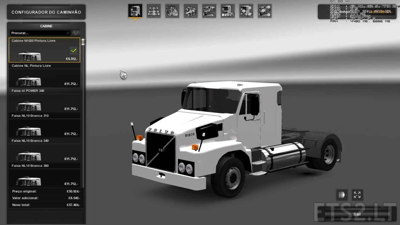 brazilian volvo trucks pack v 1 4 1 ets 2 mods detroit diesel logo history detroit diesel login