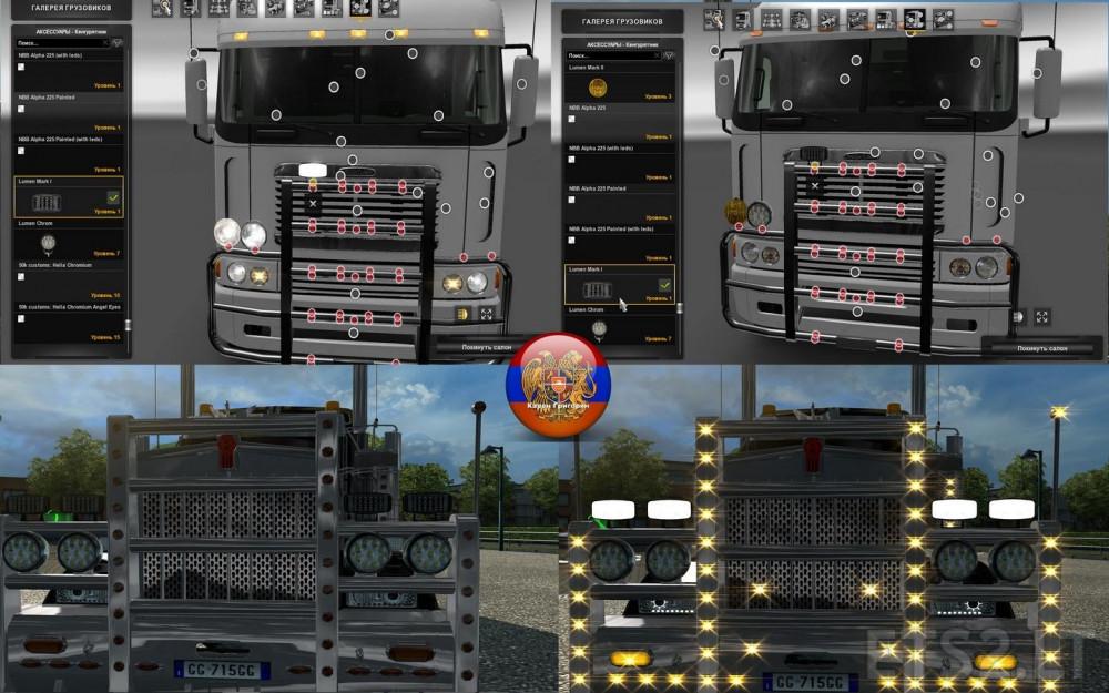 Led Lights Ets 2 Mods