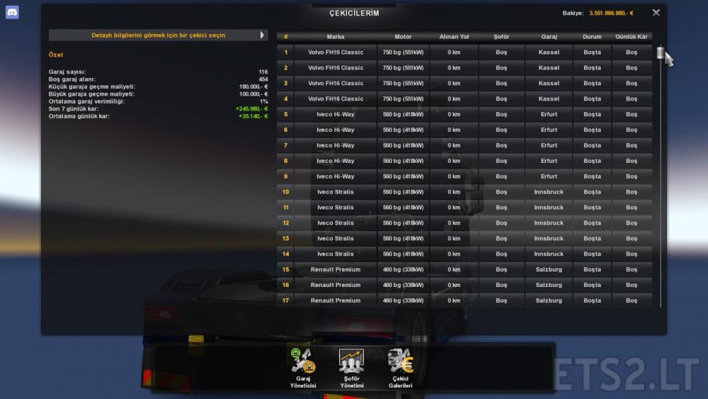 save 1 26 | ETS 2 mods