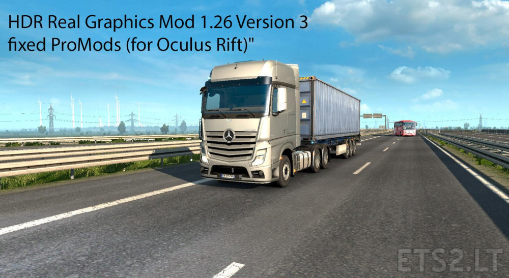 pro mods | ETS 2 mods