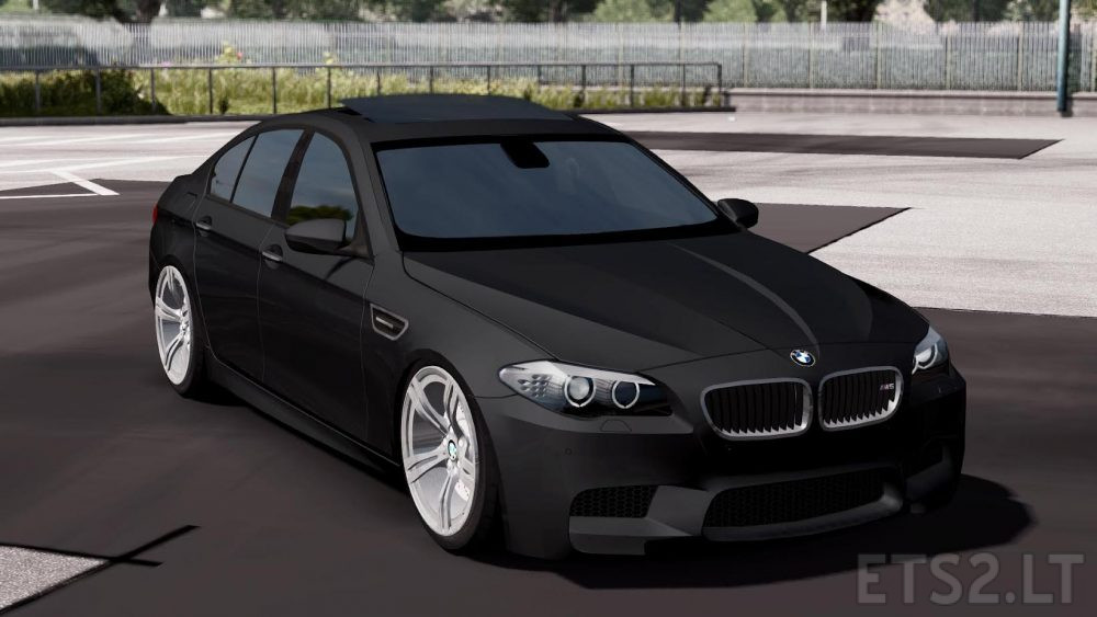 Bmw M5 F10 Ets 2 Mods