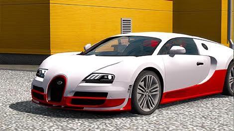 bugatti veyron ets 2 mods. Black Bedroom Furniture Sets. Home Design Ideas