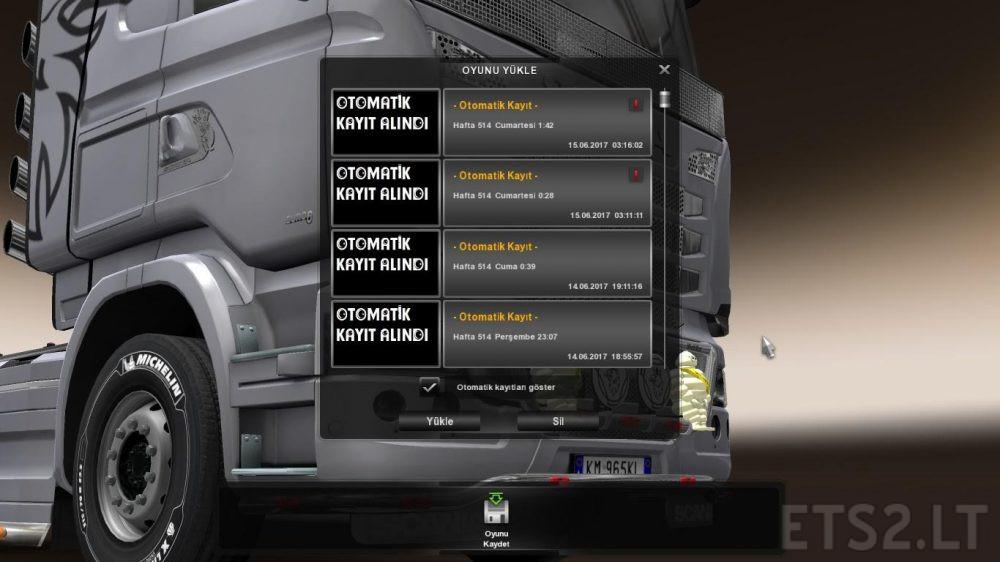 auto mod | ETS 2 mods